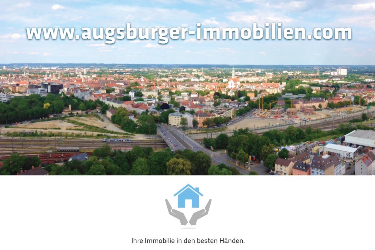 Augsburger Immobilien - Ihre Immobilie in besten Händen.